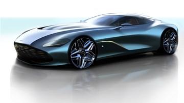 Aston Martin Previews The DBS GT Zagato – Gallery