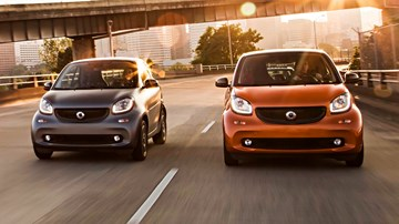 Geely Raring To Take 50% Of Smart From Daimler – Gallery
