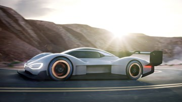 Volkswagen I.D. R Will Take On Tianmen Shan Big Gate Road –Gallery
