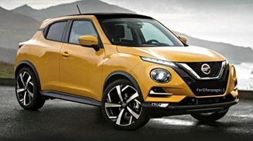 '20 Nissan Juke Leaked, Still Looks Oddball –Gallery
