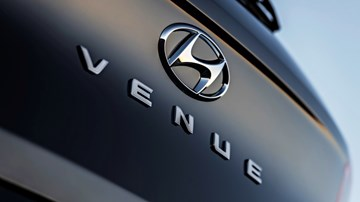 Hyundai's Little SUV Is Called 'Venue' – Gallery
