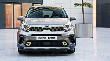 Kia Makes Picanto X-Line Permanent, GT-Line Manual Being Considered –Gallery
