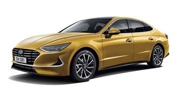 New Hyundai Sonata To Kill The i40 On The Way In – Gallery