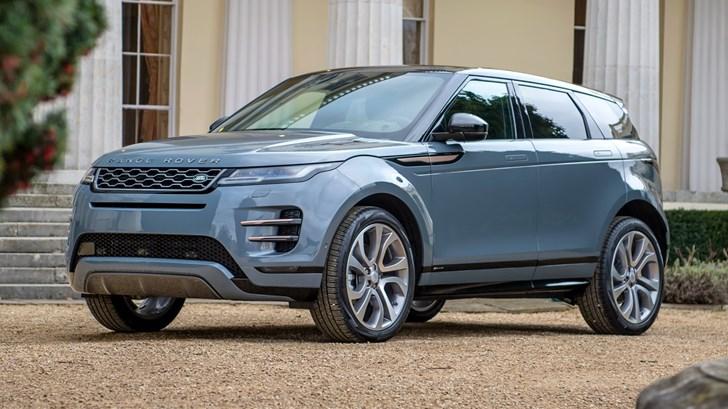 2020 Range Rover Evoque R-Dynamic First Edition