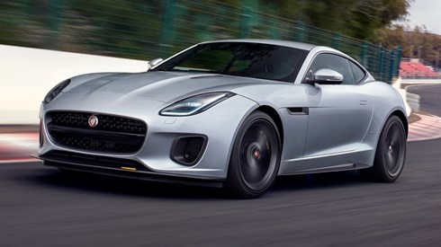 Jaguar F-Type Could Go EV In Next Generation – Gallery