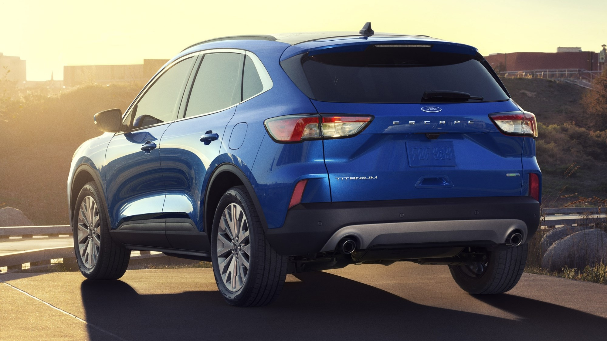 Ford Unveils All-New Escape, PHEVs AU-Bound In 2020 Thumbnail
