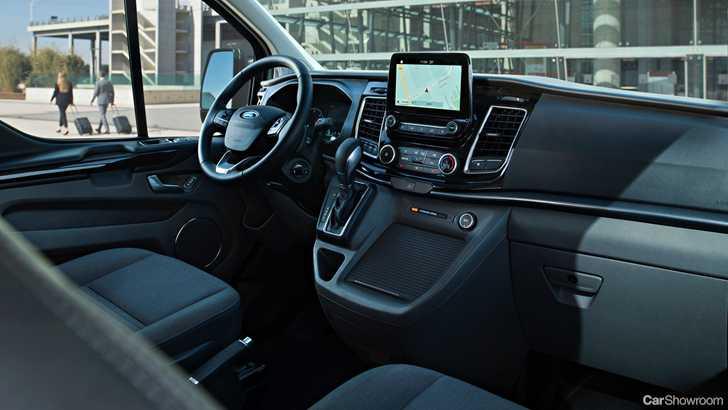3fce84b4bb News - Ford Gives  19 Transit Custom A PHEV Option
