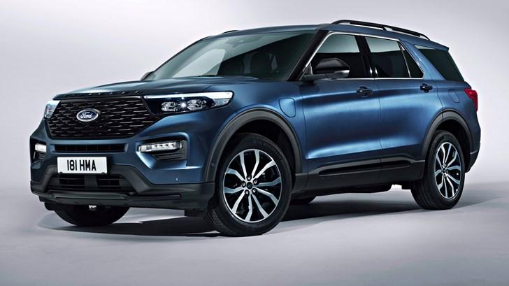 2019 Ford Explorer PHEV