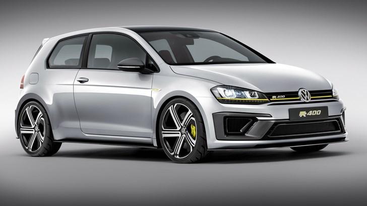 VW Golf Mk8 To Be Headlined By 300kW R Plus Mega Hatch