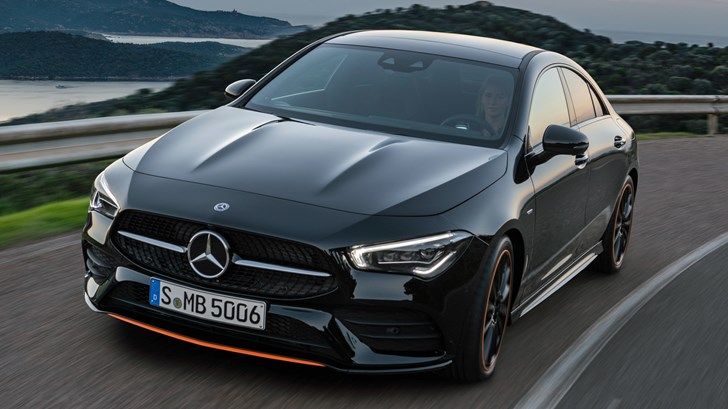 Mercedes-AMG Readying CLA 35 For New York Debut