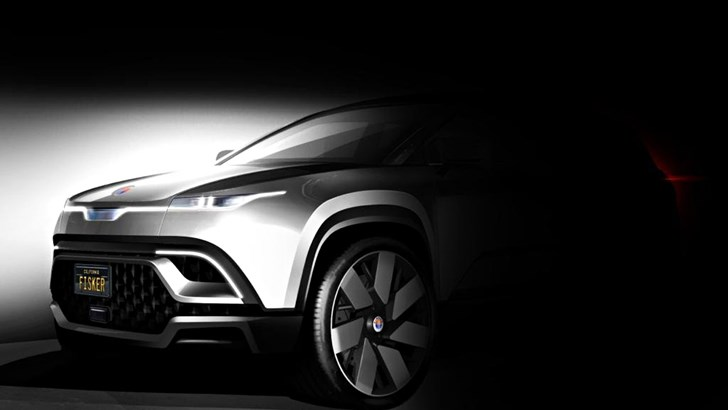 Fisker Teases Its Compact Crossover, Due 2021 –Gallery