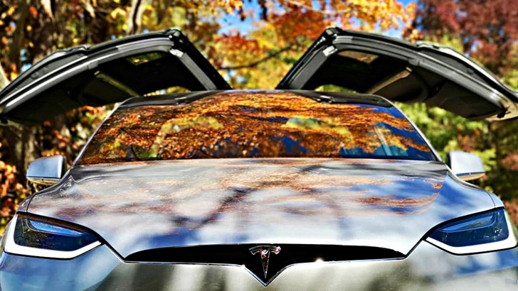 Fiat-Chrysler Buys Tesla's CO2 Credits To Dodge EU Fines – Gallery