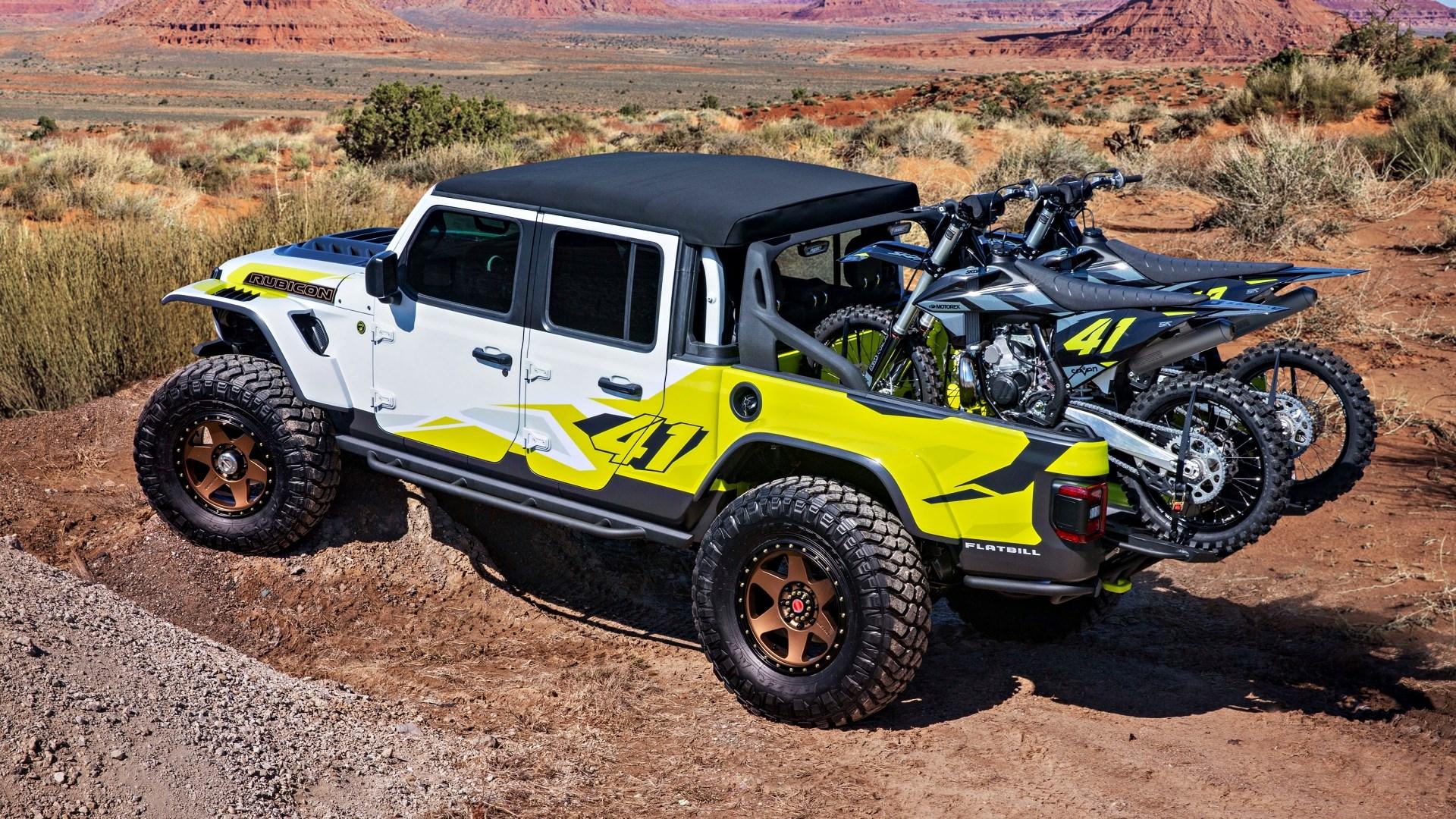 Jeep Brings 6 Concept Utes To Moab Easter Safari Thumbnail
