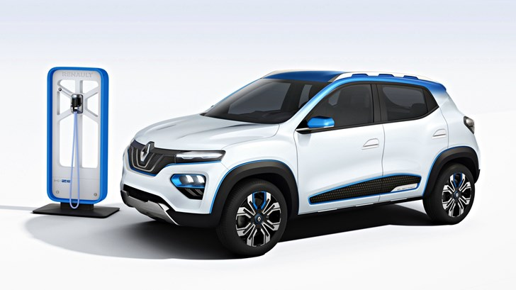 Renault's City K-ZE To Be Unveiled In Shanghai – Gallery