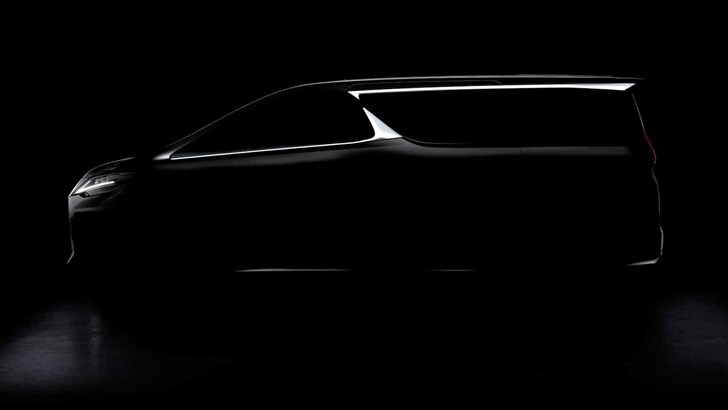 Lexus LM MPV Is Very Real, And Coming Soon – Gallery