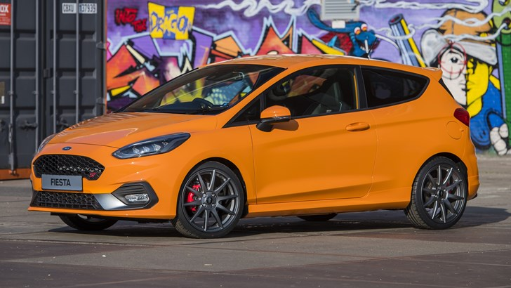 Ford UK Adds New Fiesta ST Performance Edition