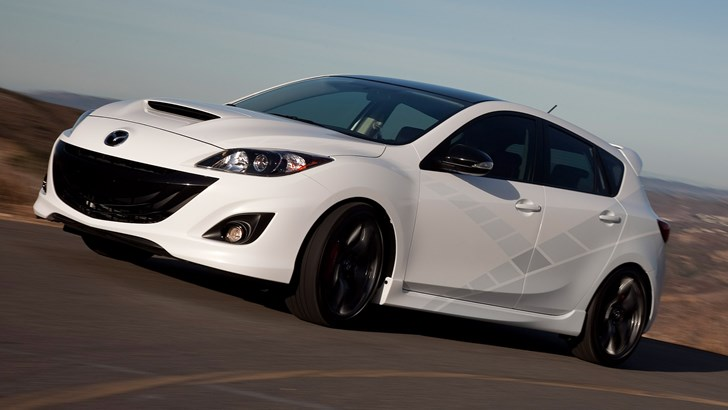 New Mazda3 To Soon Spawn Golf GTI Rival, MPS Revival