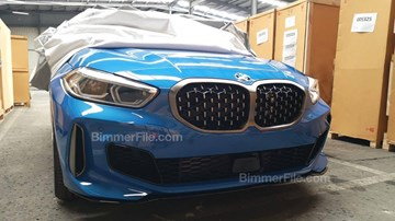 BMW's 2020 M135i Leaked Way Too Early – Gallery