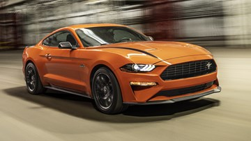 Ford Unveils Mustang EcoBoost High Performance Package