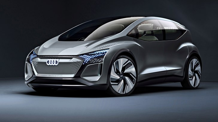 Audi's AI:ME Concept Is The A2 That Could