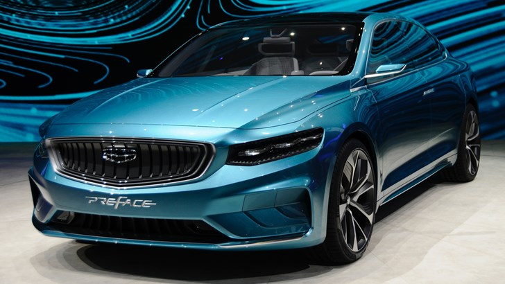 Geely's Preface Is A Warning Shot To Be Heeded – Gallery
