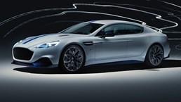 Aston Martin (Finally) Reveals The Rapide E – Gallery