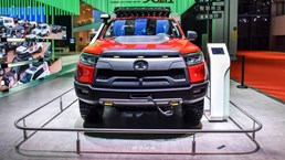 Great Wall's New Pick-Up Targets The Segment Leaders –Gallery