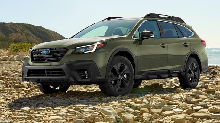 Subaru Unveils 2020 Outback – Gallery