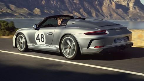 2019 Porsche 911 Speedster - 991