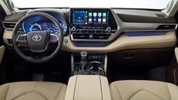 The 2019 Toyota Kluger Is An All-New 7-Seat Workhorse
