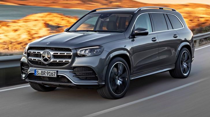 2020 Mercedes-Benz GLS Dominates It All