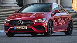 2019 Mercedes-Benz CLA200 & CLA250 In Q3 – Gallery