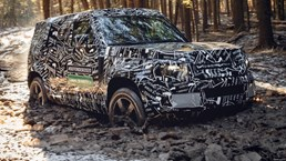 """New Land Rover Defender Here """"Early 2020"""" – Gallery"""
