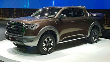 Great Wall's 'Pickup' Will Be Sharply-Priced, Of Course –Gallery
