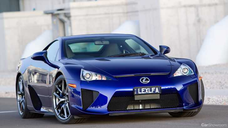 new car launches australiaNews  2011 Lexus LFA New Car Launch And First Drive  CarShowroom