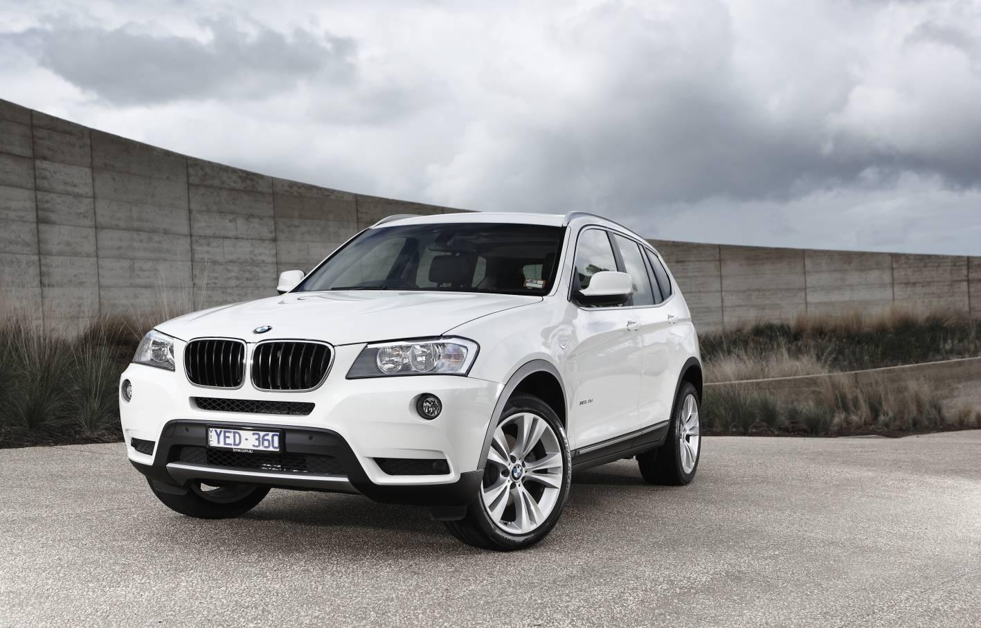 News - New 20i Model Takes BMW X3 Under $60,000