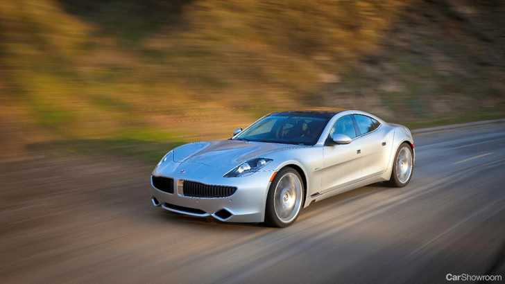 Luxury Vehicle: Fisker Karma Wins 'Automobile' 2012 Design Of The Year