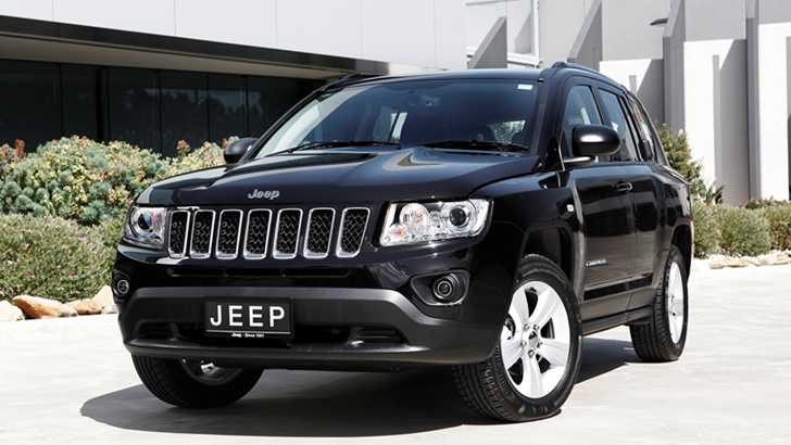 news - 2012 jeep compass review and first drive