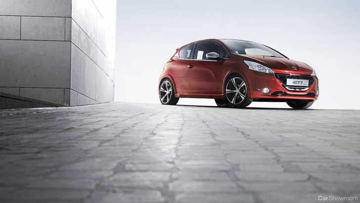 News Peugeot 208 Gti And Xy To Debut In Geneva