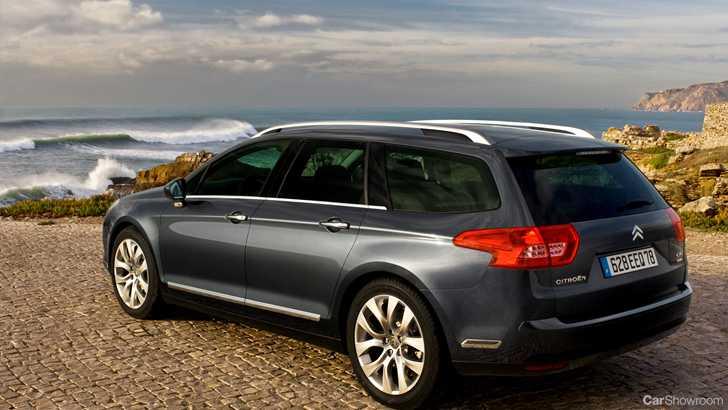 news citroen revamps the c5 mid size sedan wagon. Black Bedroom Furniture Sets. Home Design Ideas
