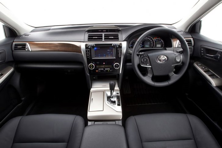 News - 2012 Toyota Aurion Review and First Drive ...