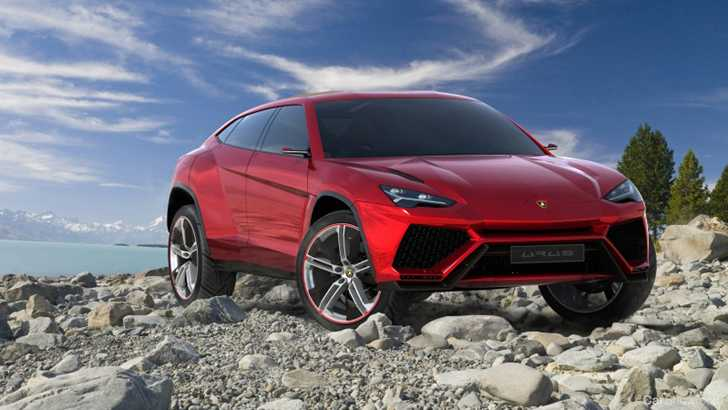 News - 2018 Lamborghini Urus Set For Production