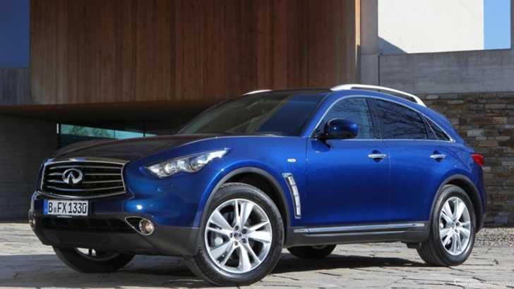 News Infiniti Announces First Australian Dealers