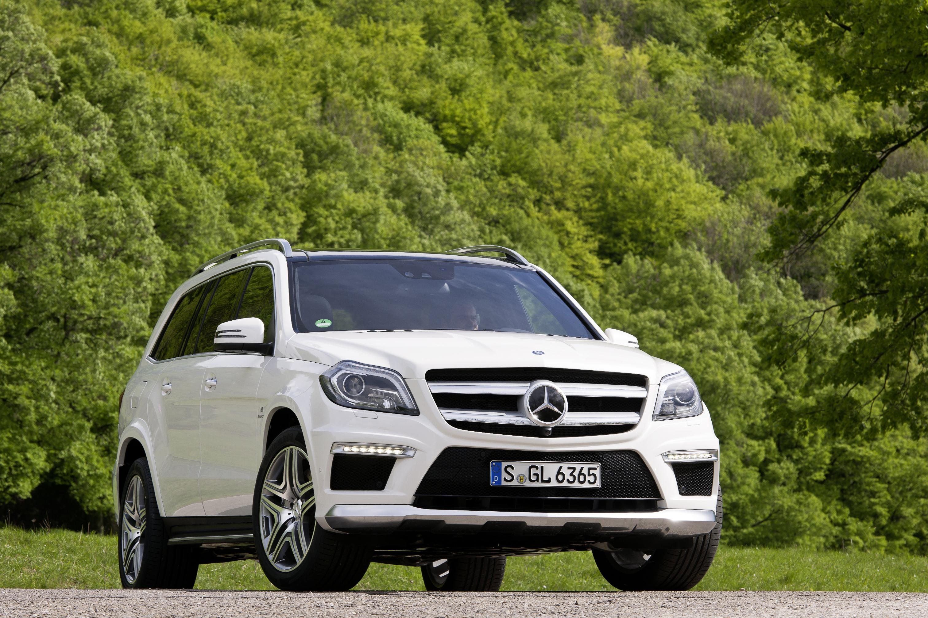 News Mercedes Benz Launches Gl 63 Amg