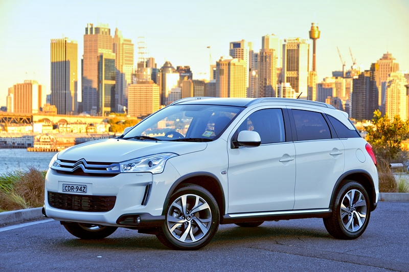 news citroen s c4 aircross suv to arrive in july. Black Bedroom Furniture Sets. Home Design Ideas