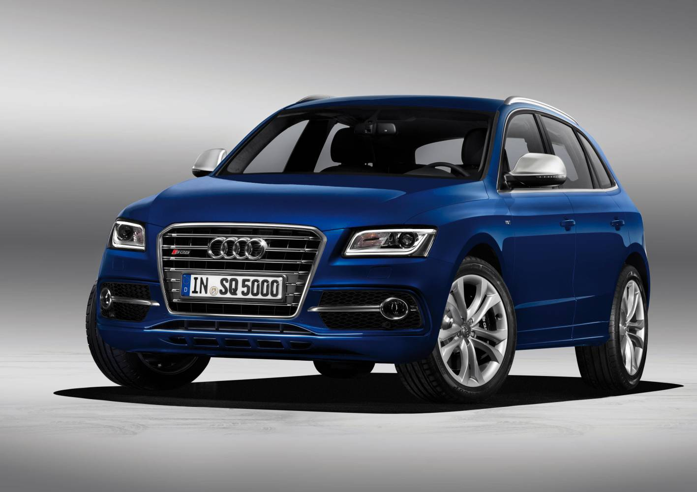 news audi announces twin turbo v6 diesel sq5. Black Bedroom Furniture Sets. Home Design Ideas