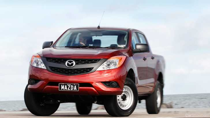 News - Mazda BT-50 gets Extra Models And Equipment Boost
