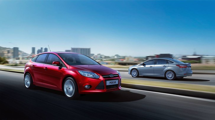 News Updated Ford Focus Includes Active City Stop