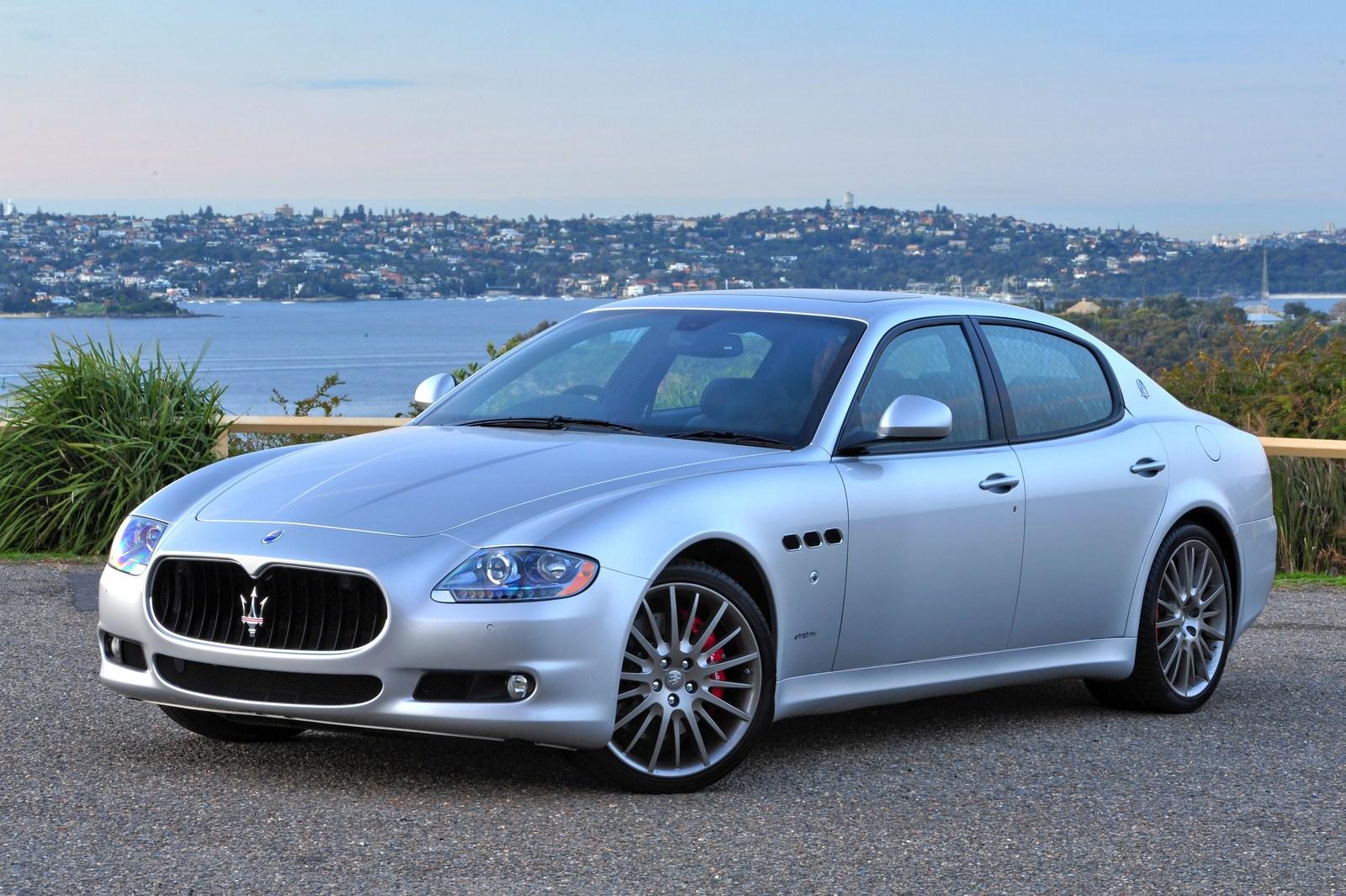 News Maserati Quattroporte Sport Gts Now 331kw