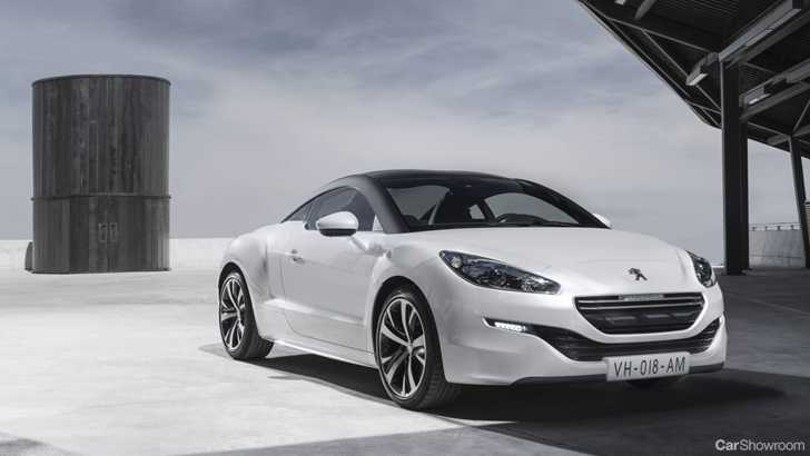 News Peugeot Muscles Up The Rcz And Debuts A New Look
